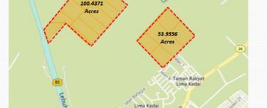 Perumahan Rakyat Lima Kedai Johor Baharu, Lima Kedai Johor Baharu, Kulai 1