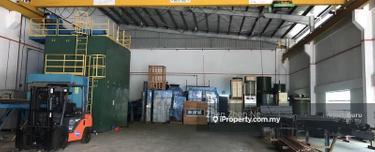 Iskandar Puteri, Nusajaya, Gelang Patah, Factory for Sale, Overhead Crane, Iskandar Puteri (Nusajaya), Gelang Patah, Iskandar Puteri (Nusajaya) 1