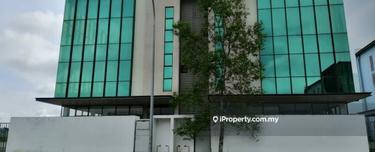 (Industrial Business Park (IBP) @SILC Nusajaya) , Nusajaya @3 Storey Semi D Factory, Iskandar Puteri (Nusajaya) 1