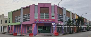 Taman Tasik Utama Business Park, Taman Tasik Utama, Ayer Keroh 1