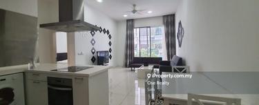 M Suites, Desa Pahlawan, Ampang Hilir 1