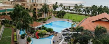 Ocean Palms Condominium, Klebang 1