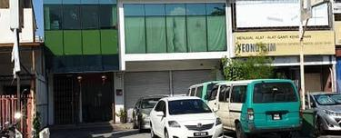 Jalan Tan Sri Teh Ewe Lim , 2 Storey Shophouse , Main Road 3000 sq.ft, Jelutong 1