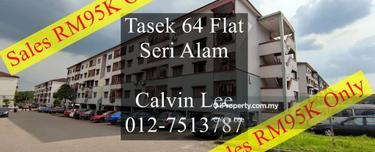 Tasek Seri Alam, Bandar Seri Alam, Pasir Gudang 1