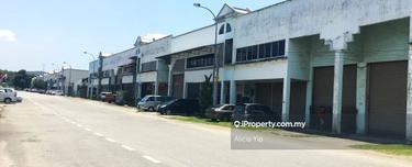 Kawasan Perindustrian Berjaya, Taman Industri Berjaya, Skudai 1