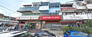 Taman Tun Dr Ismail , TTDI 3 storey Freehold Shoplot, Taman Tun Dr Ismail 1