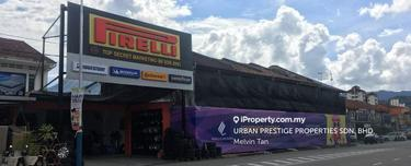 Jalan Tan Sri Teh Ewe Lim , 2 Storey Commercial Shophouse , Jelutong 1
