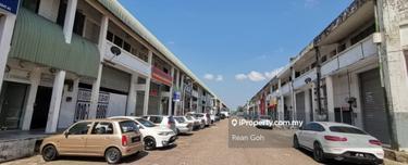 Permas 9, 1.5 storey factory, Pemas Jaya , Johor Bahru 1
