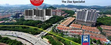 The Zizz @ Damansara North, Damansara Damai 1