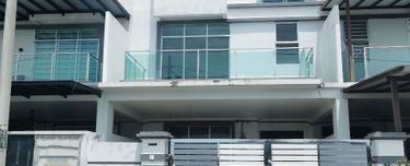 3 Storey Terrace, Muar 1