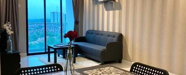The Platino Serviced Apartment, Taman Bukit Mewah, Tampoi 1