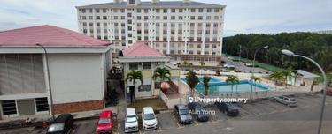 Angkasa Apartment, Kota Kinabalu 1
