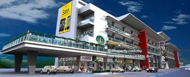 Frontage Business Centre (Medan Pauh Jaya), Perai 1