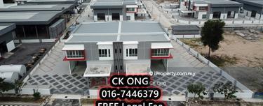 Central-I (Saga Jaya) Semi-D Factory Warehouse, Perai 1