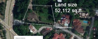 Huge Bungalow Land @ Taman Duta , Taman Duta 1