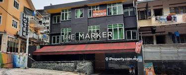 3 Storey (Adjoining Lots) Shop Office at Jalan Berangan, Bukit Bintang 1