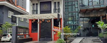 2.5 Storey End Lot Shop Office at Jalan Berangan , Bukit Bintang 1