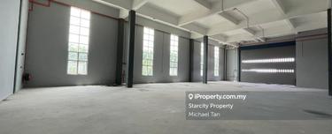 Bukit Minyak Factory / Warehouse   Built up : 37k sf   FOR SALE, Bukit Minyak Industrial Park, Bukit Minyak 1