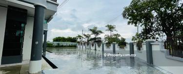 CORNER LOT SEMI D Taman Merdeka Permai, Melaka City 1
