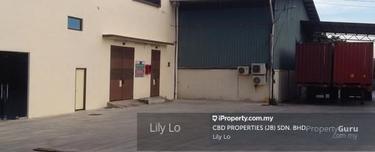 Seelong Medium Industrial Warehouse, Seelong Jaya, Senai 1