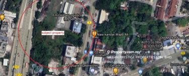 Butterworth / Perai , Industrial / Development Land 3.7 acres , Butterworth 1