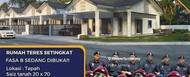 30k cash back rm100 booking , Tapah 1
