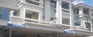 RESIDENSI ASAS MURNI Alma Bukit Minyak, Bukit Mertajam 1