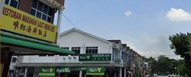 Bandar Baru Menglembu, Ipoh 1