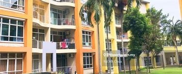 Pangsapuri Bukit Beruang Permai (University Green), Bukit Baru 1