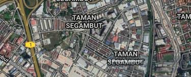 SEGAMBUT INDUSTRIAL PARK, SEGAMBUT INDUSTRIAL PARK, Segambut 1