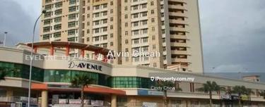 I-Avenue shop, Bukit Jambul 1