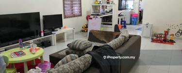 End Lot 2 Storey House Got 15 Feet Land 100% Loan , Bandar Puteri Klang 1