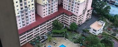 Angkasa Condominiums, Taman Connaught, Cheras 1