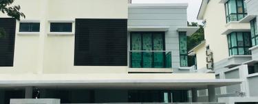 3 Storey Frehold Semi Detached@Pandan Perdana, Pandan Perdana 1