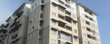 Delima Intan Apartment, Taman Seri Delima, Bukit Minyak 1