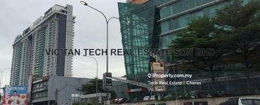 Facing Mainroad, Sungai Besi, Chan Sow Lin, Nice Frontage, Fraser Business Park, Sungai Besi 1