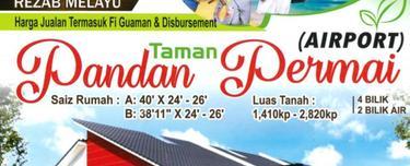 Pandan Permai Airport, Kuantan 1
