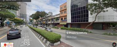 Jalan Ipoh - TWO adjoining lots of 4-storey shophouses, Jalan Ipoh 1