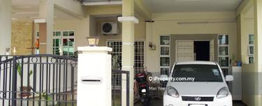 2.5 Storey Linkrd House at Kulim Square , Lunas 1