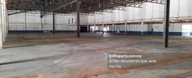 Road side factory for sell , simpang ampat, Simpang Ampat 1