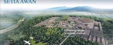 Bandar Baru Setia Awan Perdana, Sitiawan 1