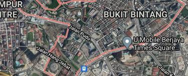 Jalan Sultan Ismail 1