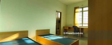 Ixora Apartment, Bukit Baru 1