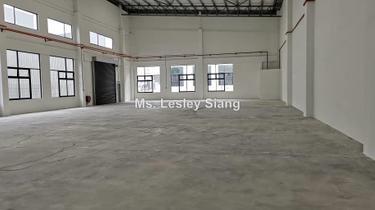 Semi-Detached Factory 14k sqft (Full loan -25%@RM0.9mil), Iskandar Puteri (Nusajaya) 1