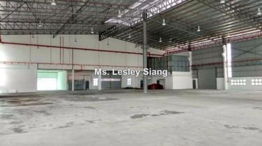 Detached Factory BUA: 6.3K LS: 10K @ Johor @ Pasir Gudang, pasir Gudang, Pasir Gudang 1