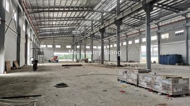 Detached Factory for Sale RM23mil  (BUA: 130k @ LS: 5.7 Acres) Freehold, Johor Bahru 1