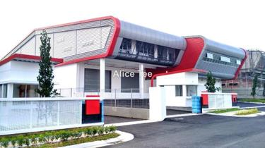 Johor Nusajaya High Quality Specs Power 1000Amp Medium Inds Factory  with loading bay, Johor, Iskandar Puteri (Nusajaya) 1