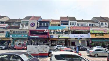 Taman Tun Dr Ismail, TTDI, Jalan Tun Mohd Fuad, TTDI, Taman Tun Dr Ismail 1