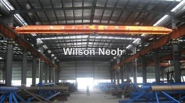 Senai Johor Bahru overhead crane engineering factory for sale, Senai johor bahru , Senai 1