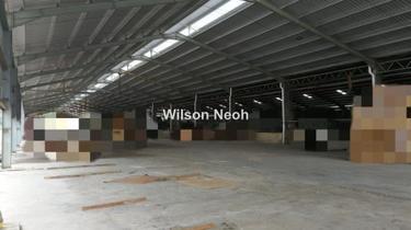 Johor Freehold 20 acre land 2000ampere factory with dormitory, johor, Johor Bahru 1